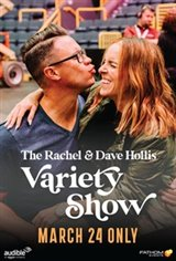 Audible Presents the Dave & Rachel Hollis Variety Show Large Poster