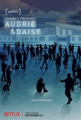 Audrie & Daisy (Netflix) Movie Poster