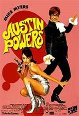 Austin Powers: International Man of Mystery Movie Poster