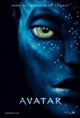 Avatar 3D (v.f.) Movie Poster