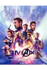 Avengers: Endgame - The IMAX Experience Movie Poster