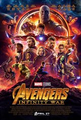 Avengers: Infinity War Movie Poster Movie Poster