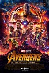 Avengers : La guerre de l'infini Affiche de film