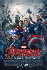 Avengers : L'ère d'Ultron Affiche de film
