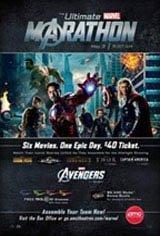 Avengers Marathon Movie Poster