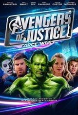 Avengers of Justice: Farce Wars Affiche de film