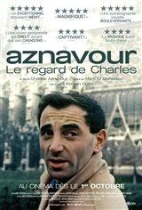 Aznavour, le regard de Charles Affiche de film
