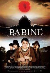 Babine Movie Poster