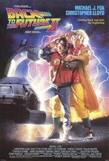 Back to the Future: Part II Movie Poster