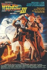 Back to the Future: Part III Movie Poster