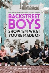 Backstreet Boys: Show 'Em What You're Made Of Large Poster