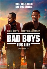 Bad Boys For Life: The IMAX Experience Movie Poster