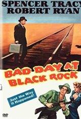 Bad Day at Black Rock Movie Poster