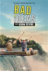 Bad Ideas with Adam Devine (Quibi) Movie Poster