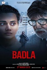 Badla Movie Poster