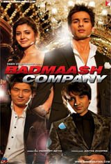 Badmaash Company Movie Poster