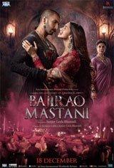 Bajirao Mastani Movie Poster