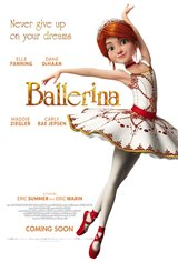 Ballerina Movie Poster