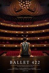 Ballet 422 Movie Poster