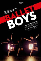 Ballet Boys Movie Poster