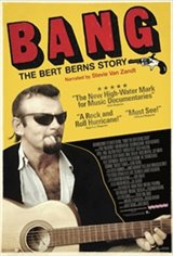 Bang! The Bert Berns Story Movie Poster