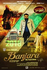 Banjara - The Truck Driver Movie Poster