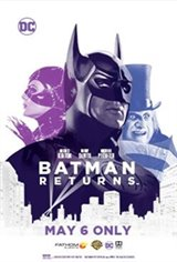 Batman Returns Event Large Poster