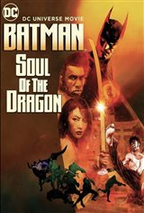 Batman: Soul of the Dragon Movie Poster Movie Poster