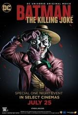 Batman: The Killing Joke Movie Poster Movie Poster