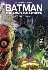Batman: The Long Halloween, Part Two Movie Poster