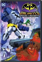 Batman Unlimited: Mechs vs. Mutants Movie Poster Movie Poster