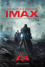 Batman v Superman: Dawn of Justice - An IMAX 3D Experience Movie Poster