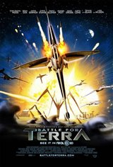 Battle for Terra Movie Poster