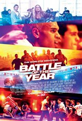 Battle of the Year 3D Movie Poster