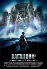 Battleship: Super Bowl Spot Movie Poster