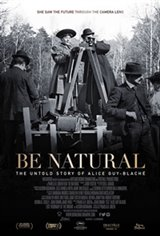 Be Natural: The Untold Story of Alice Guy-Blaché Affiche de film