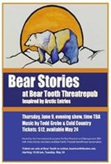 Bear Stories - Inspired by Arcti Movie Poster