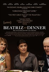 Beatriz at Dinner Movie Poster Movie Poster