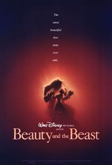 Beauty and the Beast (1991) Large Poster