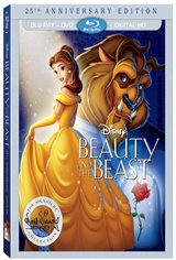 Beauty and the Beast: 25th Anniversary Edition Movie Poster