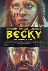 Becky Movie Poster Movie Poster