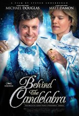Behind the Candelabra Movie Poster