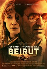 Beirut Movie Poster Movie Poster