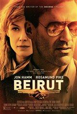 Beirut (v.o.a.) Affiche de film