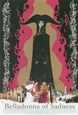Belladonna of Sadness (Kanashimi no Beradona) Movie Poster