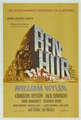 Ben-Hur (1959) Movie Poster