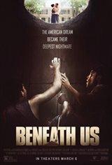 Beneath Us Large Poster