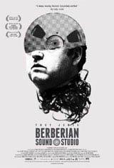 Berberian Sound Studio Movie Poster