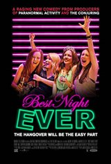 Best Night Ever Movie Poster