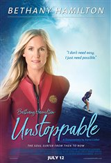 Bethany Hamilton: Unstoppable Movie Poster